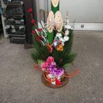 そこにあるだけでお正月の雰囲気を創り出す!一年の幸せを呼ぶ門松のご紹介です!
